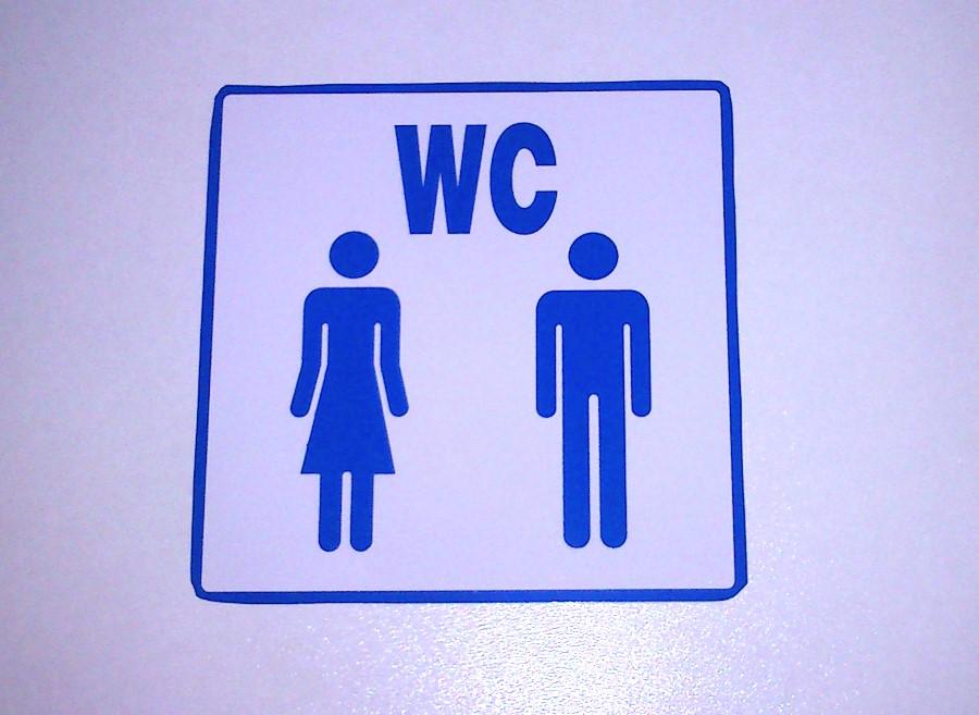 Symbole WC – pułapki dla turystów | Elżbieta Sandecka Pultowicz