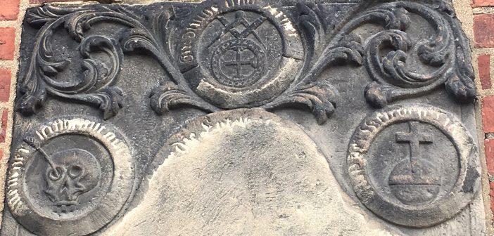 Tajemne epitafium w Chojnowie